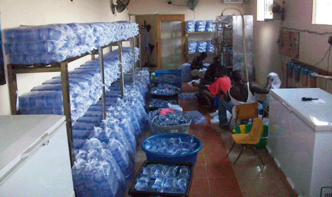Water Business in Nigeria
