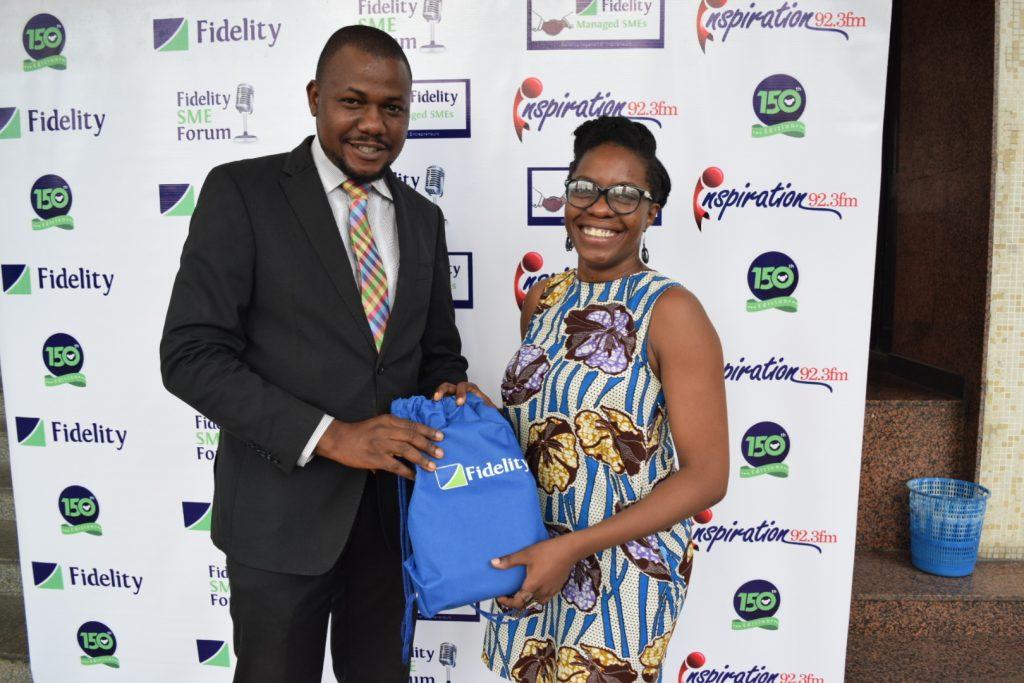 Fidelity SME Forum with Shola Ladipo