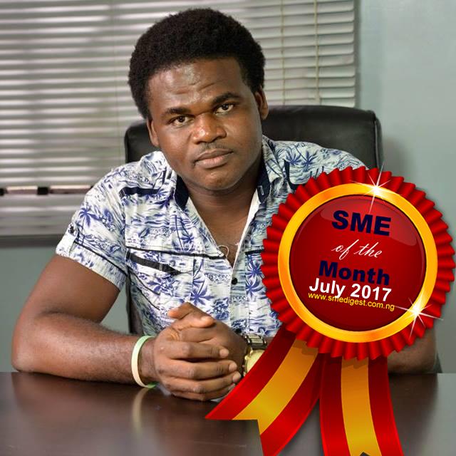 Ndukwe Ogechi - SME of the month - SME Digest
