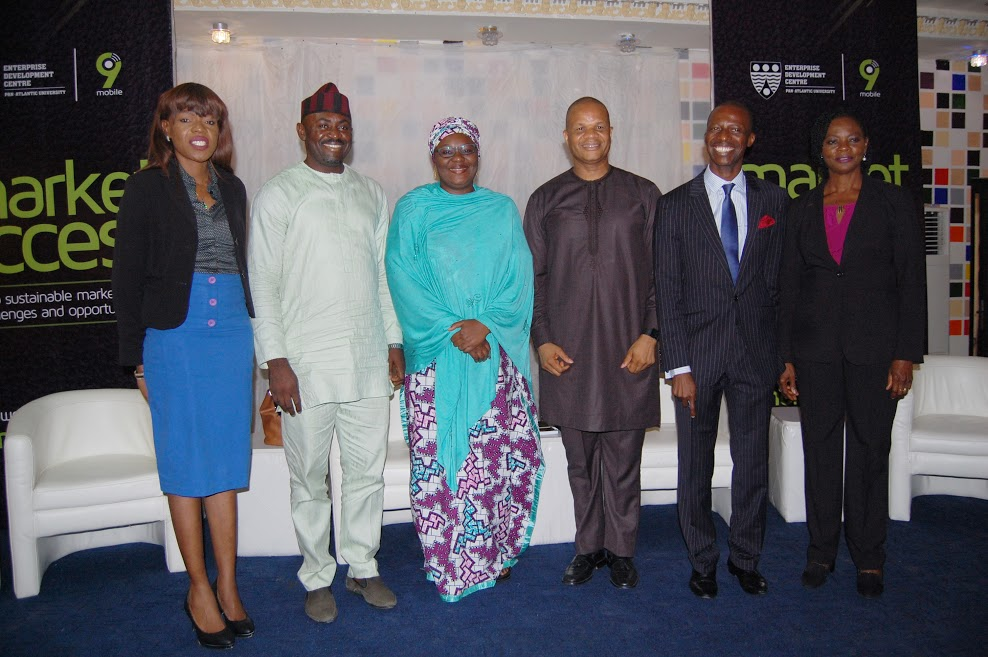 9Mobile, Pan Atlantic Universitys EDC support SMEs