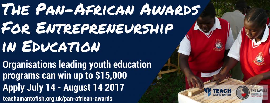 PAN African award