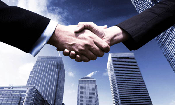 business-partnership with Asia