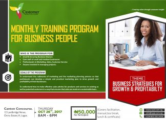 CPPL OCTOBER - Grow your business