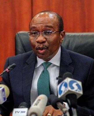 Godwin Emefiele - CBN Governor Nigeria