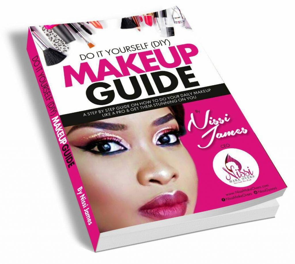 DIY makeup manual - makeup artist manual