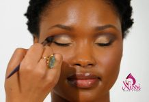 Makeup artist business Nigeria Africa