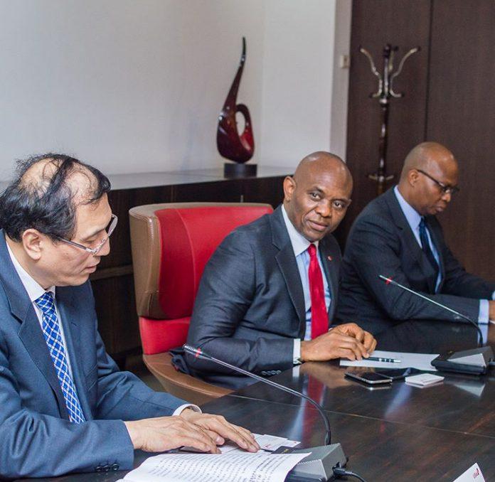 China Development Bank, UBA, Lagos Nigeria