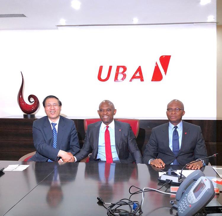 China Development Bank, UBA, Lagos Nigeria SME Digest