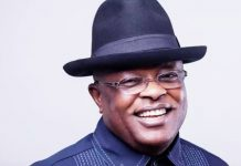 Governor Dave Umahi - SMEs Loan Ebonyi state