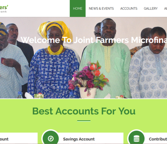 Joint Farmers Microfinance Bank