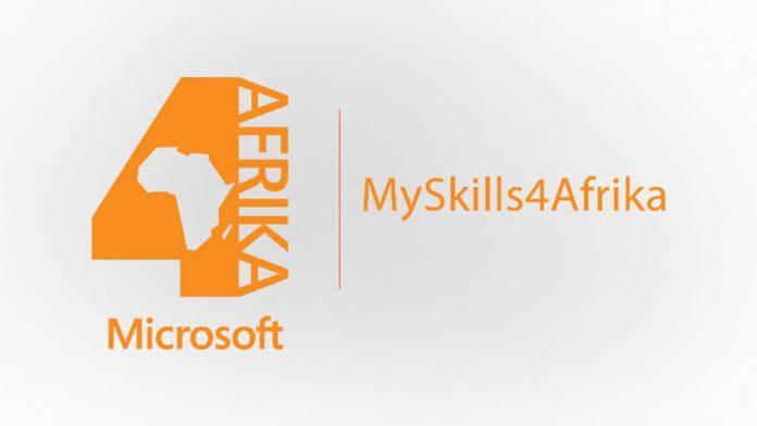 Microsoft's 4Afrika programme