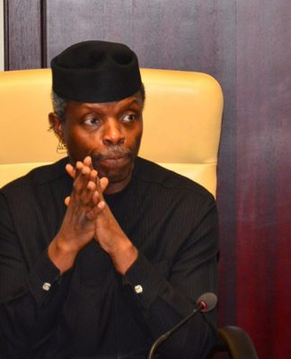 FG to launch Share Facility Initiative for SMEs - Yemi Osibanjo