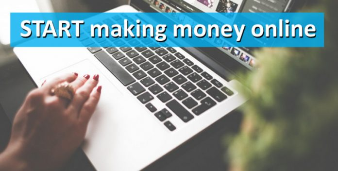 ways-to-Start-making-money-online