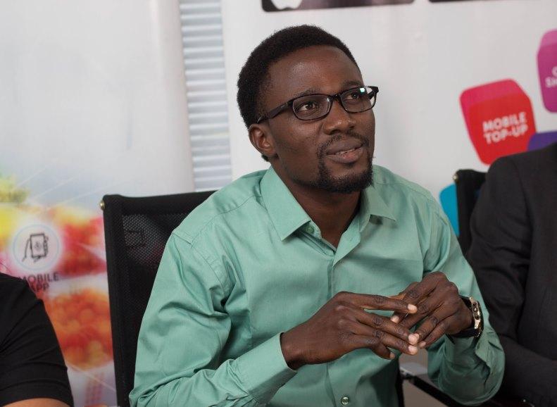 Diamond bank BET 7 winner - Bayo Ojelabi