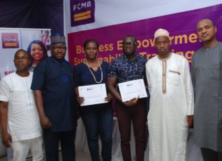FCMB drives growth, organises 'Business Finance Training' for SMEs in Abuja   SME Digest