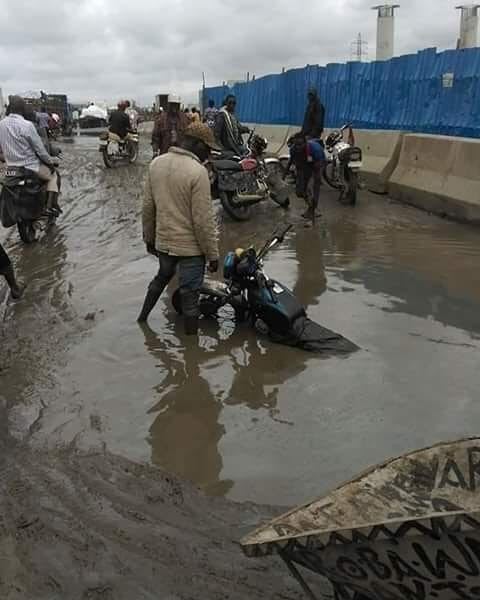 badagry resident road SMEs