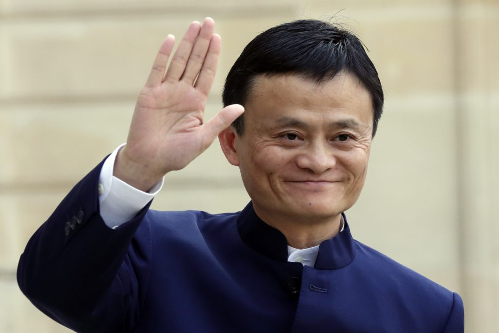 Jack Ma retires at 54