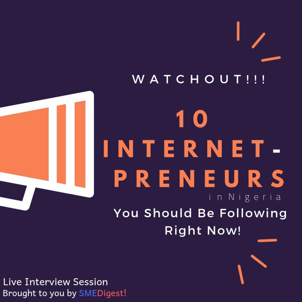 Internet-Preneurs Nigeria