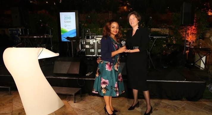 DIAMOND BANK WINS WOMEN'S MARKET CHAMPION AWARDS