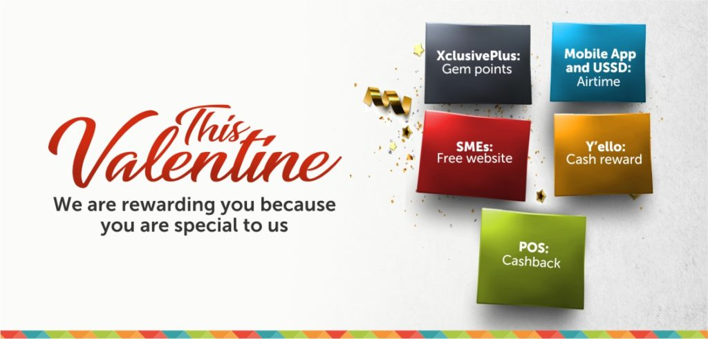 Diamond Access Bank Valentine 1