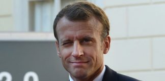 Macron French President support SMEs Africa