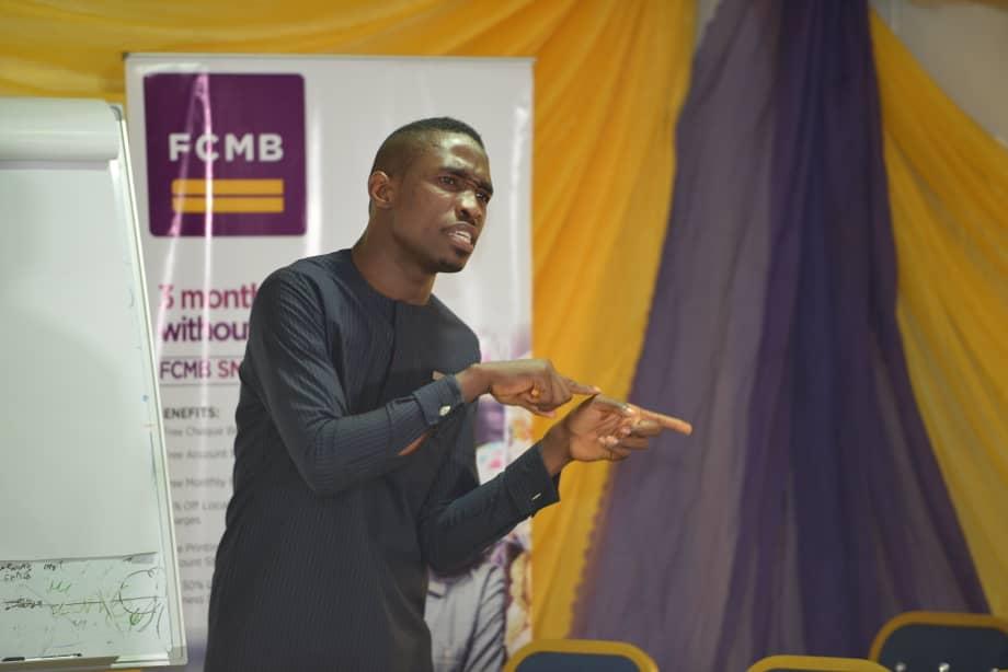 FCMB SMEs Training