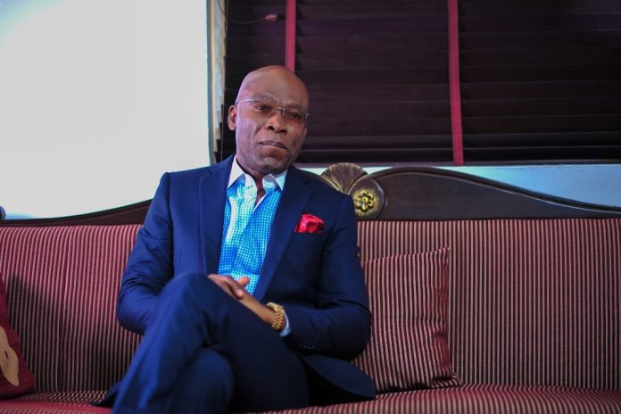 Chairman, Zinox Group, Leo Stan Ekeh