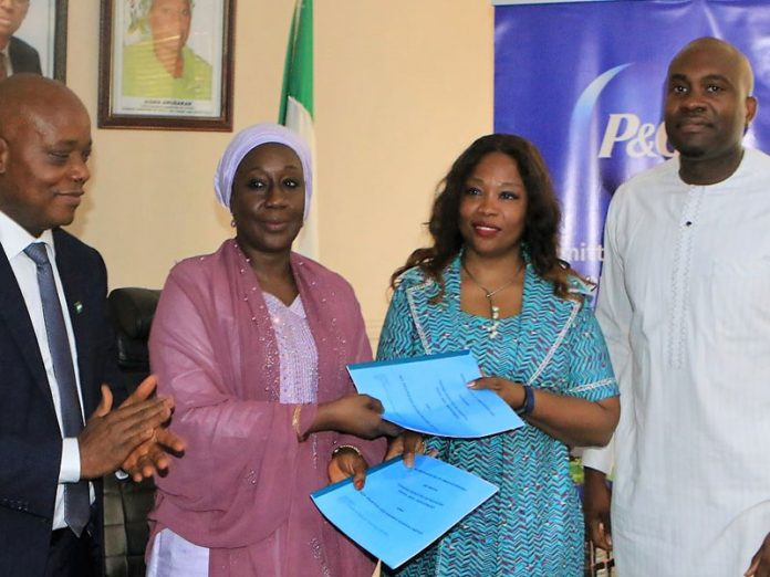 P and G Federal Government Nigeria Partnership