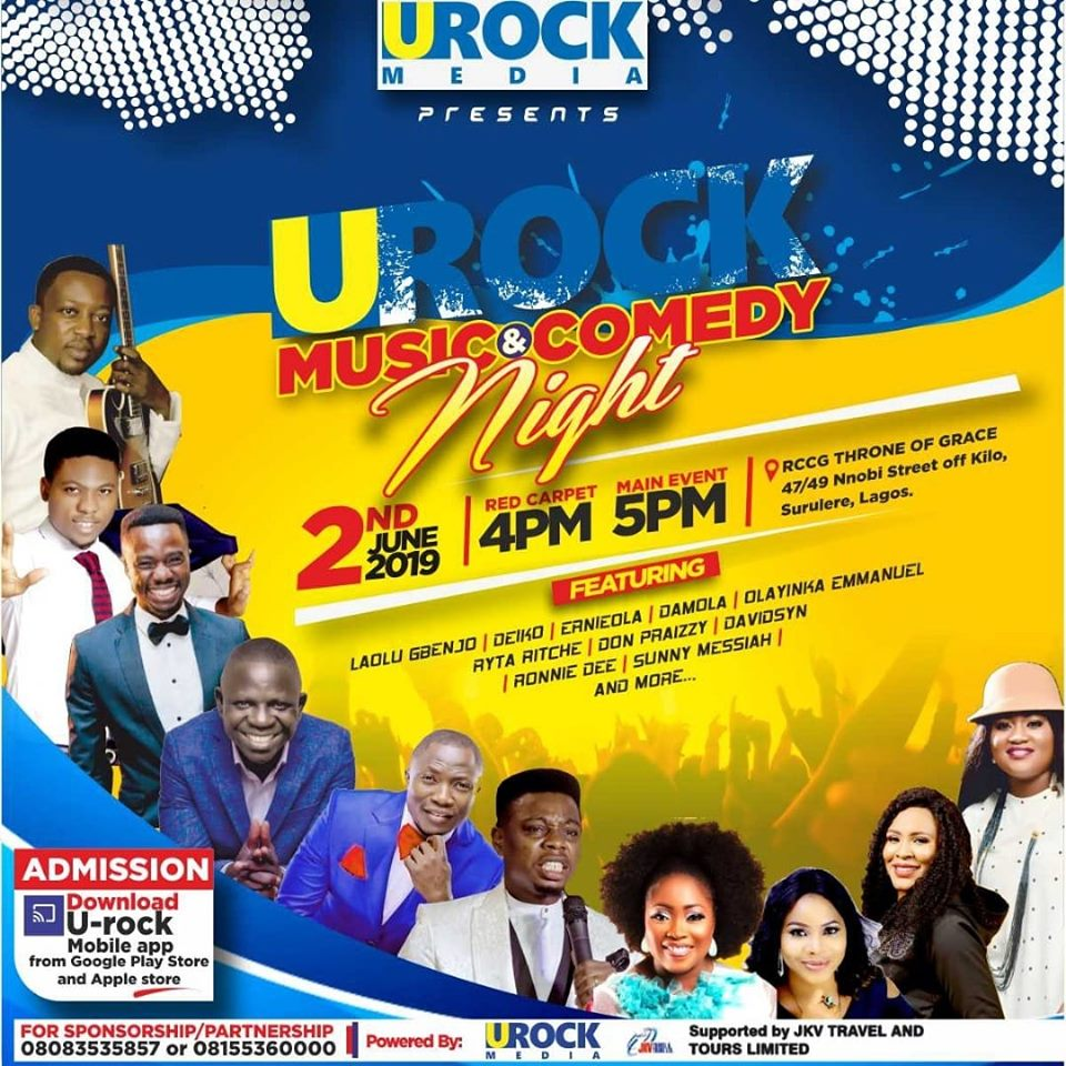URock Media Online Radio Entertainment Event