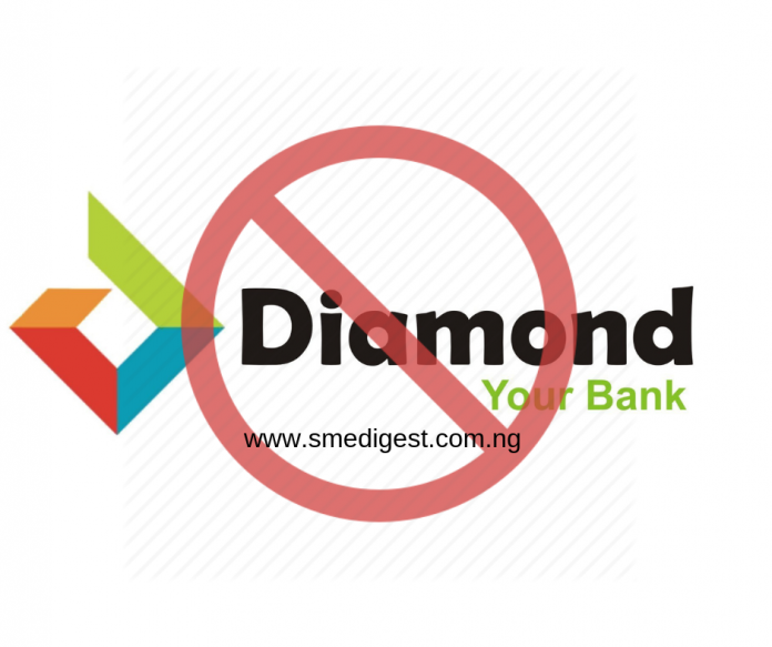 How DIamond Bank was Damaged, www.smedigest.com.ng