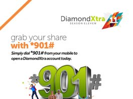 Access Bank takes DiamondXtra Digital on 901