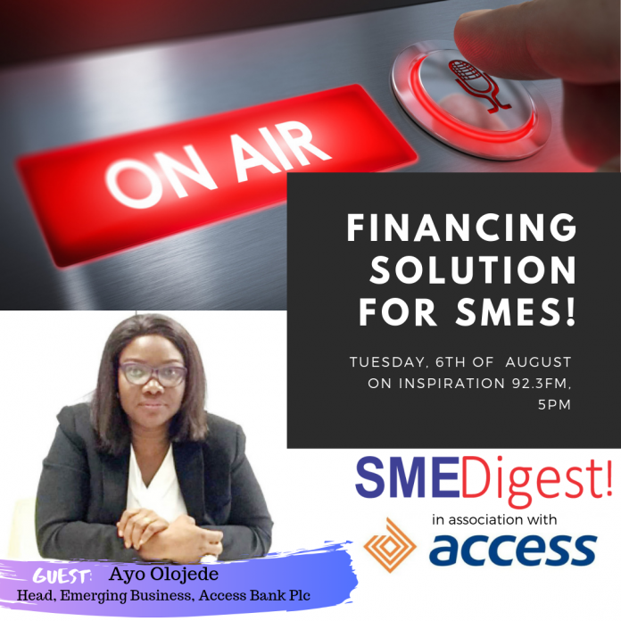 Financing Solution for SMEs, SME Digest Business Show