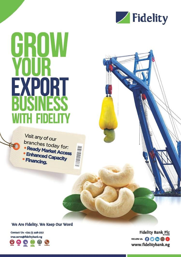 Fidelity-Export-Business