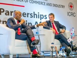 ICRC Humanitarian Partnership and Social Investment in Africa with Tony Elumelu