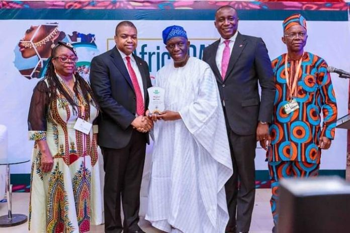 Lagos Chamber of Commerce honors UBA