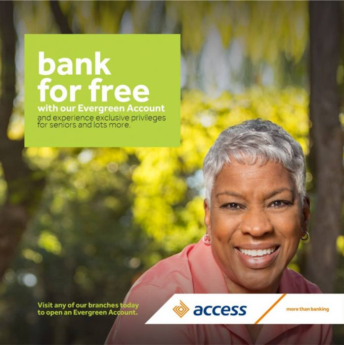 Access Bank Treats Senior Citizens with Free Banking