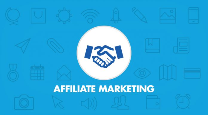 the business called affiliate marketing