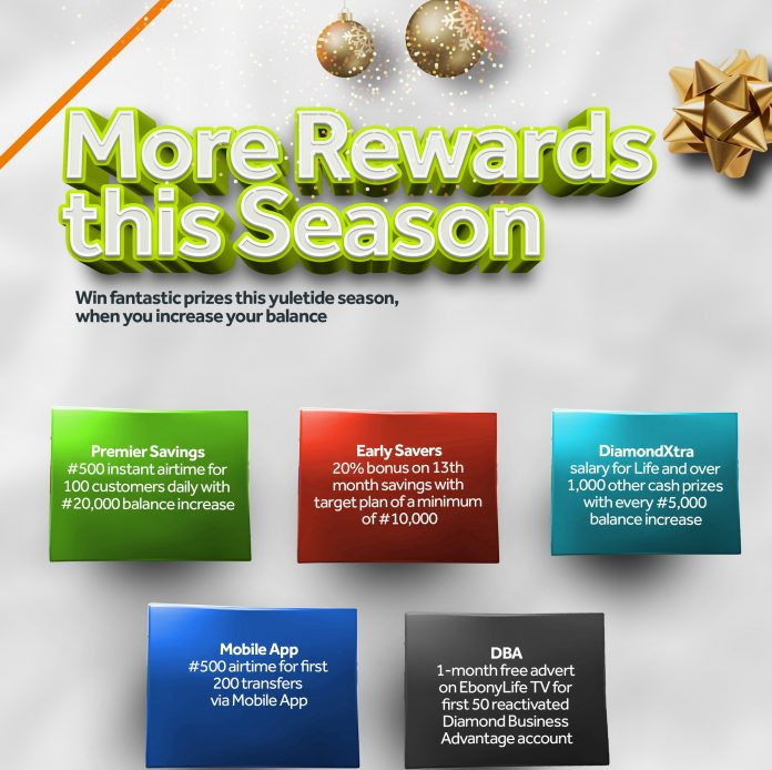 Access Bank Set to Give Customers More Rewards this Season