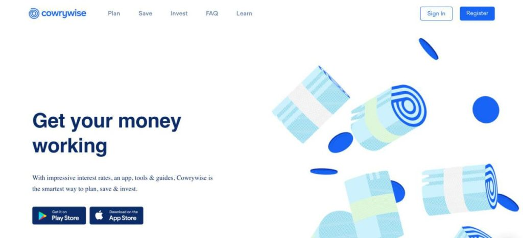 cowrywise - how fintech companies are helping nigerians save