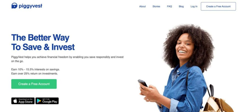 piggyvest - how fintech companies are helping nigerians save