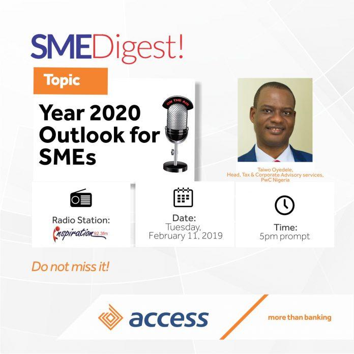 SME Digest Radio Show with PwC