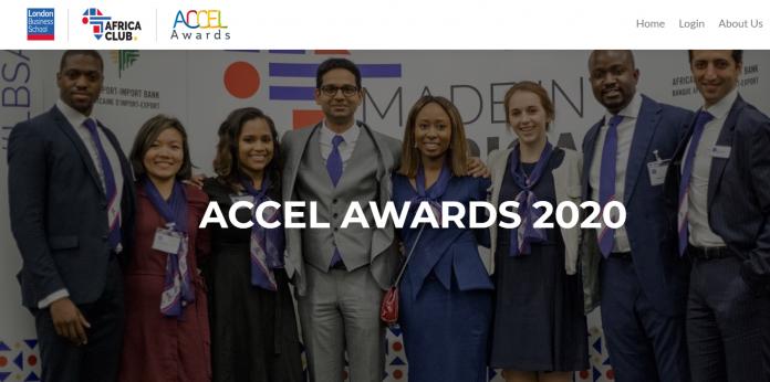 accel awards 2020