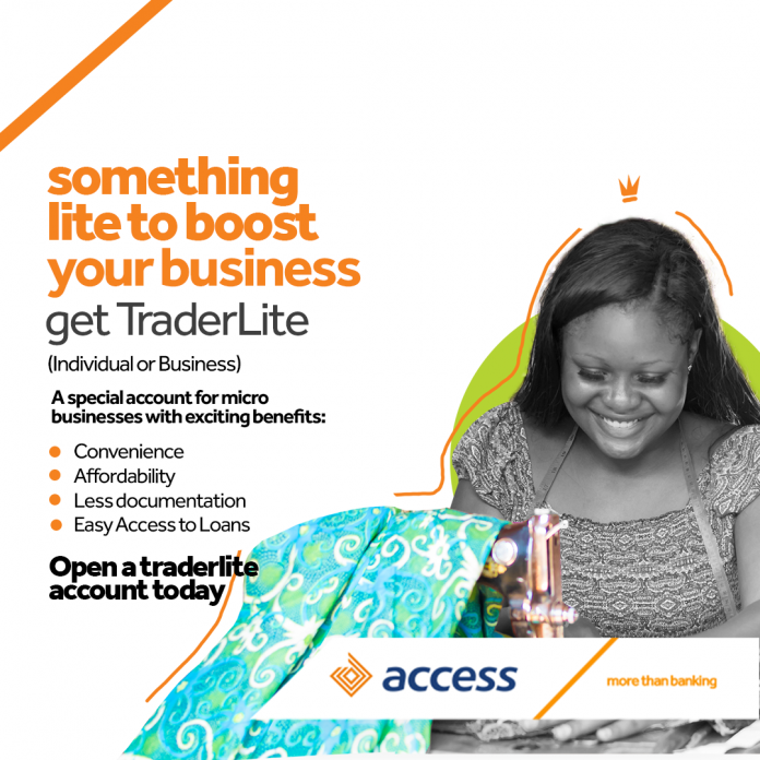 traderlite Access bank SMEs