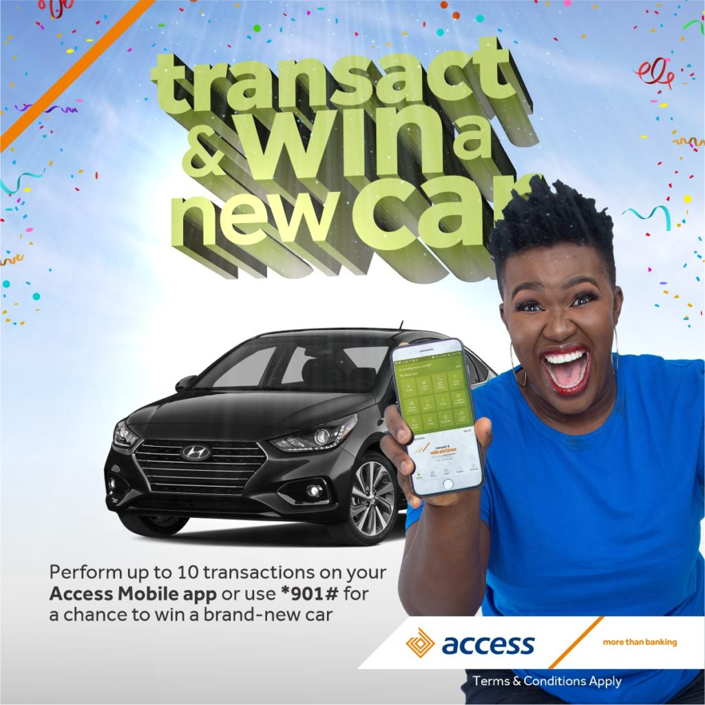 Access bank launches AccessMore Mobile App