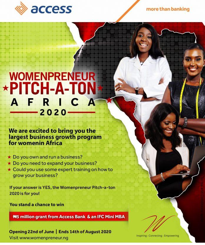 WOMENPRENEUR 2020 Access Bank