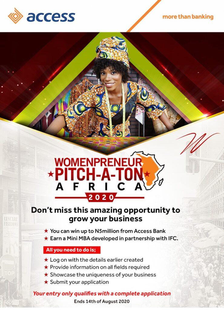 Womenpreneur Pitch-a-ton