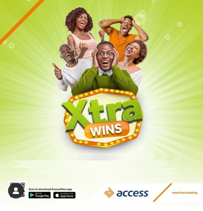 Access Bank Rewards Lucky Customers in DiamondXtraWins Campaign