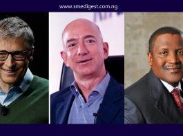 How can I be as great as Bill Gates, Steve Jobs, Elon Musk or Sir Richard Branson, Dangote