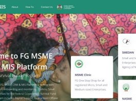 72 billion Survival Funds for MSMEs Nigeria