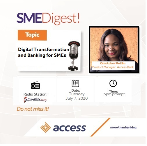How Access Bank is Supporting SMEs in A Challenging Economy